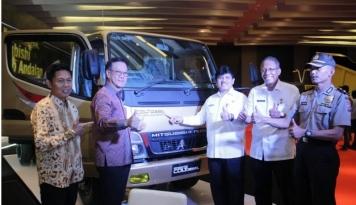 Foto Pameren Otomotif Medan Hadirkan Produk Baru