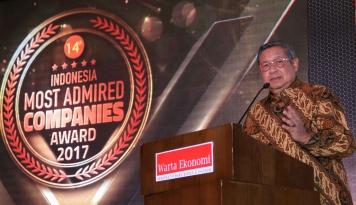 Foto Di Tengah Panasnya Dunia Politik, Ucapan SBY Bikin Sejuk