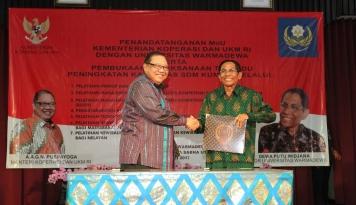 Foto Kemenkop Bakal Libatkan Seluruh Stakeholder dalam Program GKN