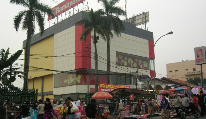 Jual Masker Seharga Rp5.000, Ramayana Diserbu Pembeli, Hasilnya... - Warta Ekonomi