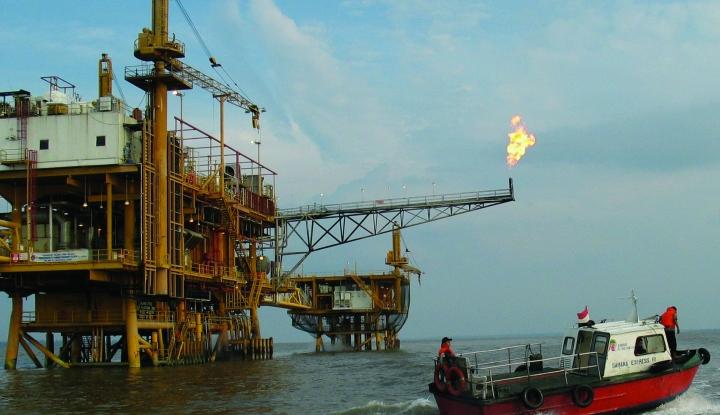 tekanan permintaan pasar, harga minyak dunia naik