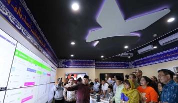 Foto XL Axiata - PBNU Bangun Ekosistem Ekonomi Kreatif Berbasis Digital