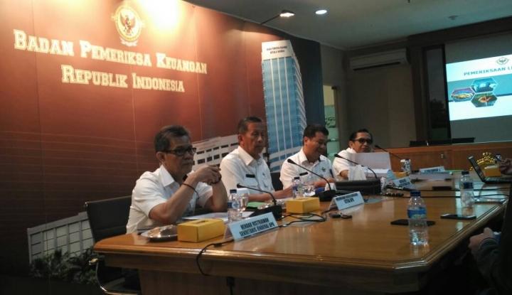 BPK Minta Pemerintah Pertahankan Kualitas Laporan Keuangan - Warta Ekonomi