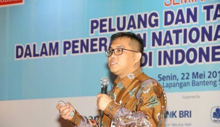 Petinggi Bank Mandiri Rela Rogoh Kocek Dalam Buat Beli Saham Perusahaanya