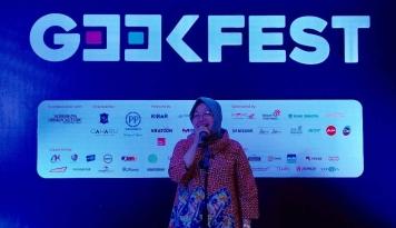 Foto Risma Ingin Kembangkan Ekonomi Kreatif Surabaya Melalui Co-Working Space