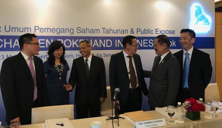 Akuisisi 7-Eleven, CPIN Yakin Pendapatan Tumbuh 25% - Warta Ekonomi