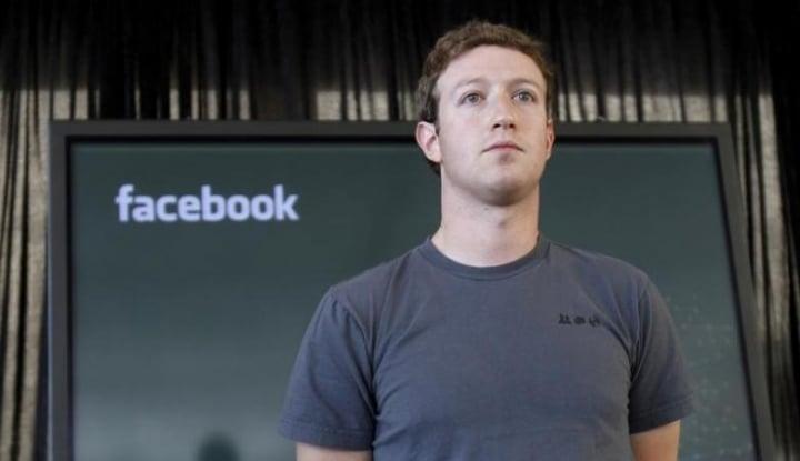 Bos Facebook: Duh, Perusahaan Bakal Rugi Kalau Dia Jadi Presiden AS - Warta Ekonomi