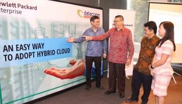 Foto Datacomm Hadirkan Solusi hybrid cloud