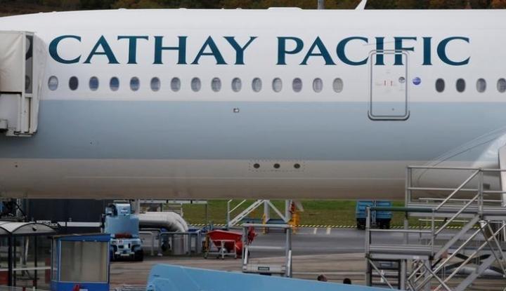 Foto Berita Cathay Pacific Airways Tersandung Skandal Kebocoran 9,4 Juta Data Penumpang
