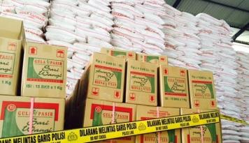 Foto Jual Gula Berbahaya, Perusahaan Ini Diduga Raup Untung Hingga Triliunan Rupiah
