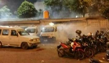 Foto DPR Minta Kepolisian Antisipasi Proxy War Bom Kampung Melayu