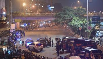 Foto Warga Minta Pemerintah Berantas Terorisme dengan Serius