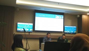 Foto Soal Kemudahan Berusaha, Daerah Belum Sejalan Dengan Pusat