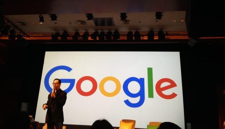 Foto Berita Menkeu Siap Tarik Pajak yang Sejenis Google
