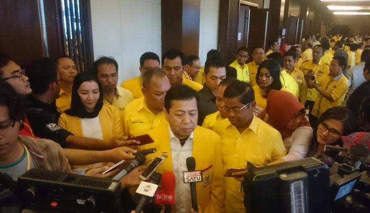 Foto Berita Sebut Nama Novanto, Andi Narogong Dinilai Cemarkan Nama Baik DPR