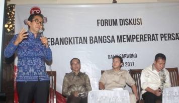 Foto Bos PNM Ajak Nasabah Ikut Perkuat Nasionalisme