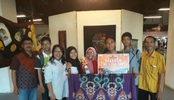 Foto Siswa Rumah Batik TBIG Menang Lomba Tingkat Nasional