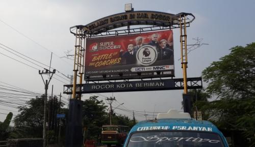 Foto Pemerintah Kota Bogor Resmikan Jalan Andi Hakim Nasoetion