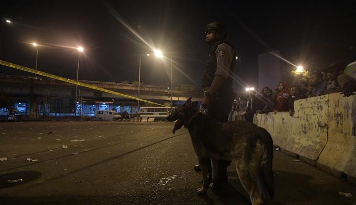 Foto Berita Rumahnya Dilempar Molotov, Kapitra: Teror Politik ini