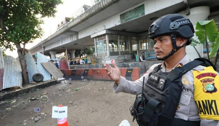 Foto Berita Pelaku Bom Kampung Melayu Diduga Jaringan ISIS