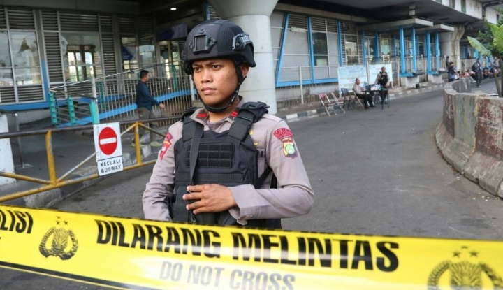 Foto Berita Kolaborasi Pancasila dan Nilai Ramadan Cara Lawan Terorisme