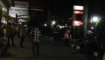 Foto Jokowi dan JK Akan Sambangi Korban Bom Kampung Melayu di RS Polri
