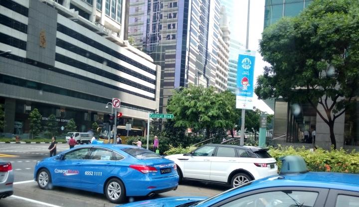 Siaga Corona, Warga Singapura Panik, Supermarket Jadi Sasaran - Warta Ekonomi