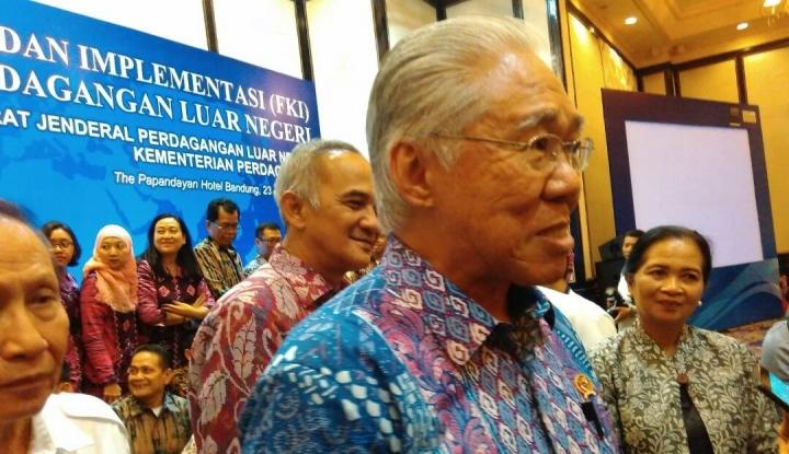 Foto Mendag Minta Rusia Jangan 'Selingkuhi' Indonesia