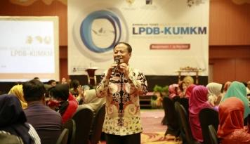 Foto LPDB Gelar Bimtek bagi Pelaku KUMKM Kalsel