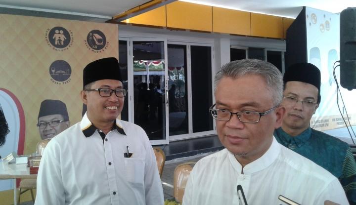 Foto Berita PKS: Teror Bom Kampung Melayu Perbuatan Biadab