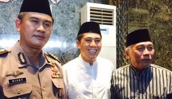 Foto 5.000 Muslim di Makassar Gelar Salat Gaib untuk Korban Bom Kampung Melayu