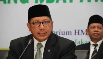 Foto Lukman Hakim Tak Patut Pimpin Kementerian Agama