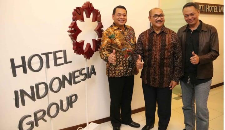Foto Berita JIEP dan HIN Sinergi Bangun Hotel di Kawasan Industri Pulogadung