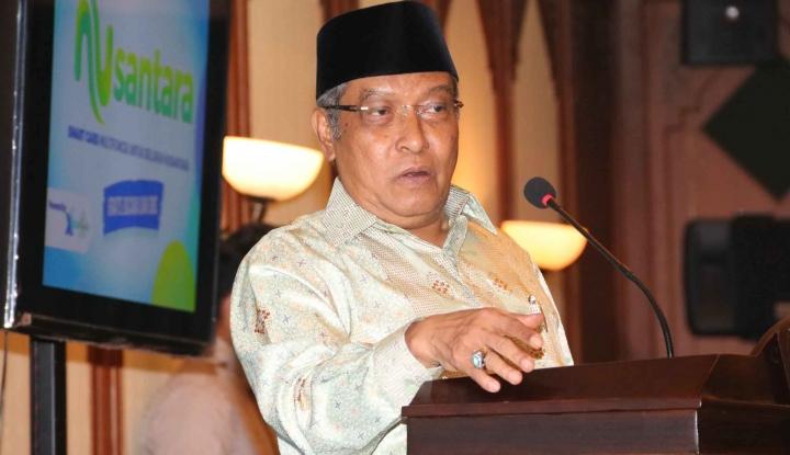 Apa sih Maksud Pidato Kyai Said Aqil Siradj soal 'Tanpa Pasukan China Tidak Ada Indonesia?'
