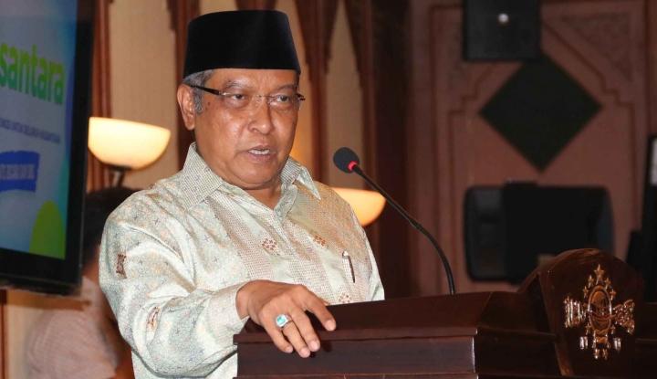Foto Berita Tak Terima Ketua PBNU Dihina, Ansor Polisikan Orang ini...