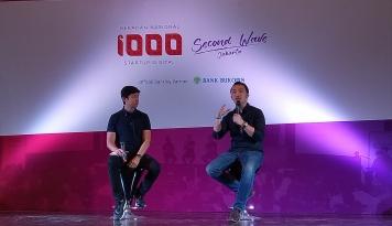 Foto Gerakan Nasional 1000 Startup Digital Kembali Sapa Ibu Kota