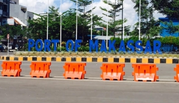 Foto Pelindo IV Benahi Infrastruktur Jelang Arus Mudik Lebaran