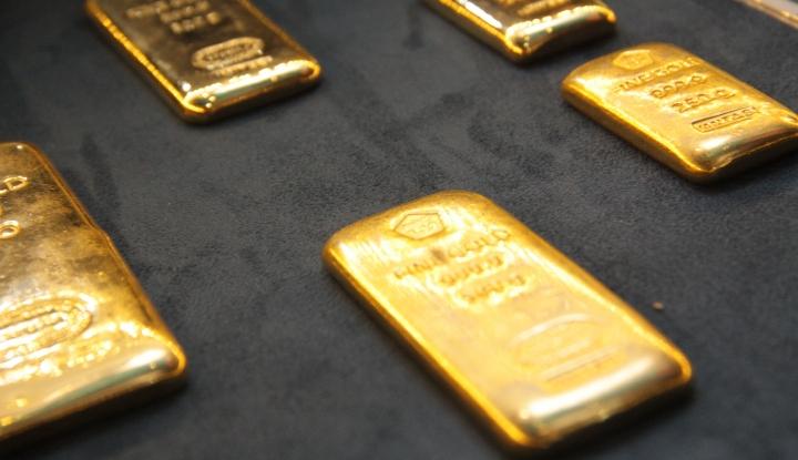 Foto Berita Ketegangan Geopolitik Kerek Kenaikan Harga Emas