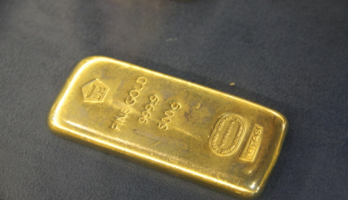 Foto Harga Emas Turun Karena Ini
