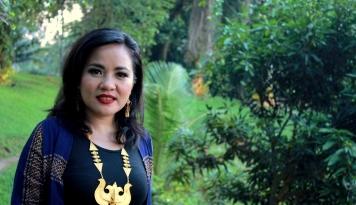 Foto Perlahan Tapi Yakin, Wanita Ini Ciptakan Pasar Khusus Kain Karo Sumut