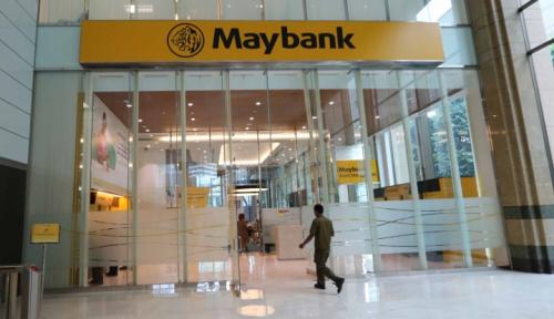 Foto Maybank Buka Kantor Cabang di Sesetan Bali