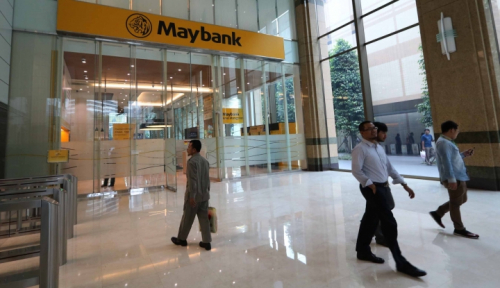 Maybank Group Catat Laba Bersih Anjlok Jadi RM1,81 Miliar