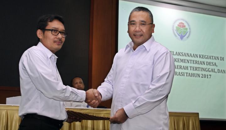 Foto Berita Cegah Tengkulak Nakal, Kemendes Terapkan 4 Program Unggulan