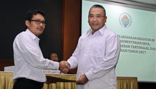Foto Sidang Suap Kemendes ke BPK, Jaksa Cecar Menteri Eko