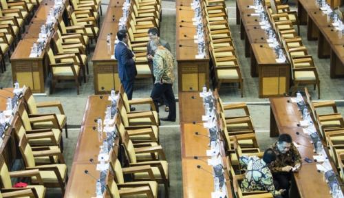 Foto Tiba-tiba Demokrat Rombak Kadernya di DPR, Ada Apa Yah?