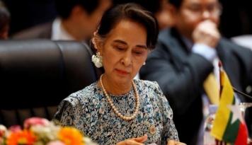 Foto Perundingan Damai Myanmar Berakhir Tanpa Hasil Signifikan