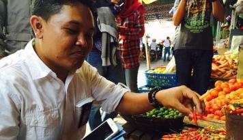 Foto KPPU Makassar Terus Pantau Harga dan Pasokan Pangan Selama Ramadan