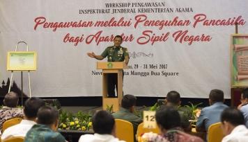 Foto Panglima TNI Ikut Sampaikan Maaf Atas Tindakan Anak Buahnya di Pekanbaru