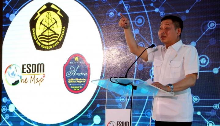 Foto Berita Jonan: Proyek 35.000 MW Sesuai Target