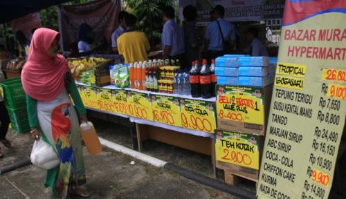 Foto Rayakan HUT Kementerian BUMN, KAI Akan Gelar Pasar Murah